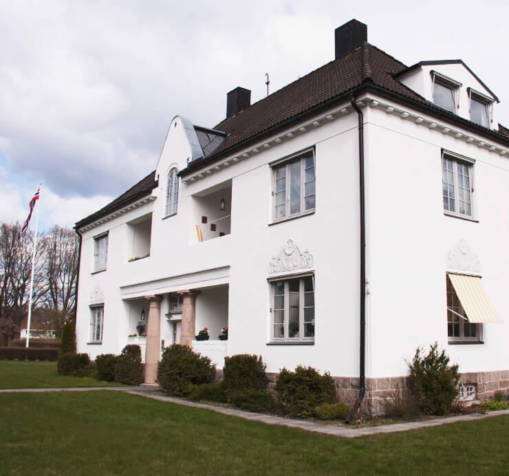 Fasaderenovering